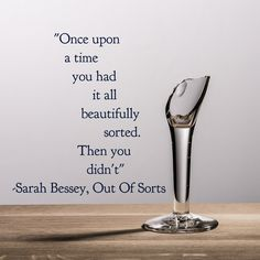 Spilling The Blood Of Our Wounds - blog post for #OutOfSortsBook