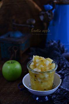 Smaki Alzacji : Egzotyczne jabłka w mini tarteletkach
