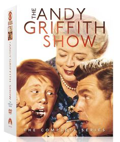 The Andy Griffith Show The Complete Series (DVD)