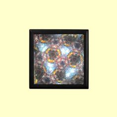 """Bejeweled Kaleidescope for August now available as a 3"""" GiftBox Primo Jewelry Box for only $29.95!"""