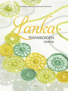 Latvialainen palmikko | Meillä kotona Crochet Necklace, Tips, Books, Libros, Book, Book Illustrations, Libri, Counseling