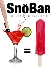 Alcohol infused frozen treats! Margarita or cosmo popsicle? Yes please!