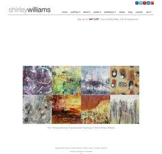 Browse a selection of original paintings on canvas, encaustic paintings and custom prints available on demand in any size or substrate. All paintings and artworks by artist Shirley Williams. Shirley Williams, Windsor Canada, Art Life, Encaustic Painting, Vintage World Maps, Original Paintings, Website, Canvas, Artist