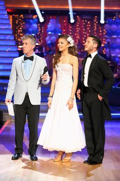 Tom Bergeron with Zendaya and Val Dancing with the stars!!!!!!!!!!!!!!!!!!!!!!!