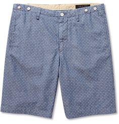 Rag & boneCotton-Dobby Shorts|MR PORTER