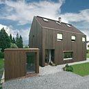 Fassade vertikal Planer, Shed, Outdoor Structures, Build House, Backyard Sheds, Coops, Barns, Tool Storage, Barn