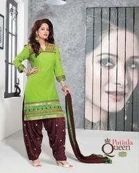 e99d054cd4 Manufacturer of Bollywood Salwar Kameez - Ethnic Ladies Suit, Fancy Designer  Suit, Cotton Fashion Wear Suit and Latest Fancy Suit offered by K.