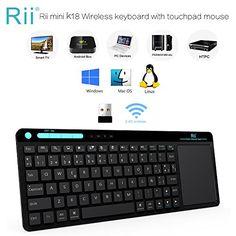 Teclados Inalámbricos para PC, Mac, Tabletas y Más
