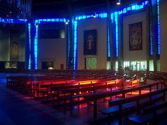 Liverpool Metropolitan Cathedral, Liverpool, England