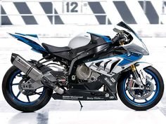 Fancy - BMW HP4 Motorcycle