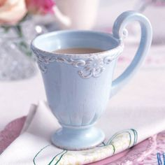 I simply adore this cup ~ Jeanne