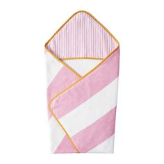 Fouta Hooded Towel – Juice | Serena & Lily