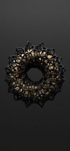 black and gold Sculpture Art, Sculptures, Or Noir, Gold Aesthetic, Black Gold Jewelry, Web Design, Graphic Design, Gold Wallpaper, Cg Art