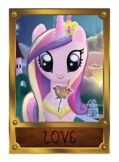 LOVE- My Little Pony