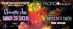 Evento Pacifico e Pineta a Milano Marittima