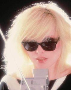 Blondie's Debbie Harry  To download my new Single for free, please visit: delanastevens.net