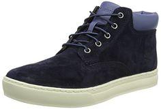 Timberland Herren Dauset_Dauset_Dauset Chukka Hohe Sneakers, Grau (Dark Sapphire Pig Nubuck WP), 45 EU - http://on-line-kaufen.de/timberland/45-eu-timberland-herren-dauset-kurzschaft-2