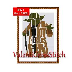 Star Wars Cross stitch pattern PDF counted by ValentiCrossStitch