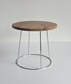 Maybe for my plant? Side Table Preferito by Disoro -CrowdyHouse