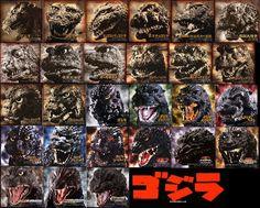 Godzilla | Different Versions of Godzilla - Godzilla 2014 Gallery