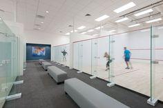 Squash Courts | Bay Club Silicon Valley | Cupertino, CA | www.westernathleticclubs.com