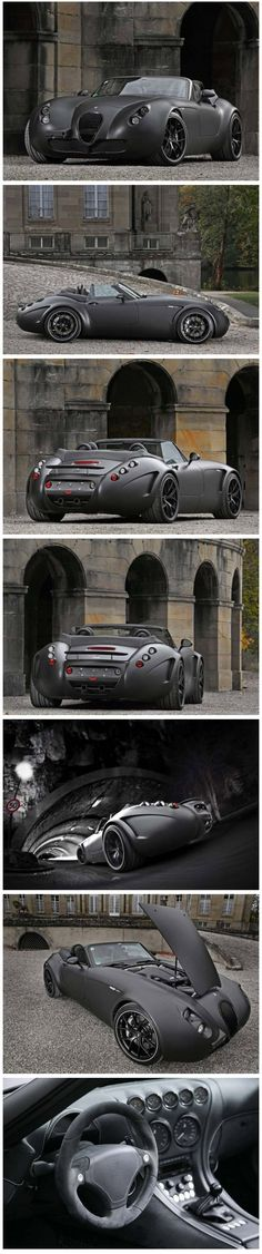 Wiesmann MF5 retro roadster...dream car.