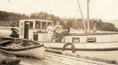 1930s family boats.