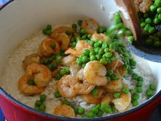 Arroz de Camarao – Portuguese Shrimp and Rice Recipe & Posted by: Tia Maria's Portuguese Foodie Blog   It's is a perfect dish because of it's versatility. It's easy to prepare for a quick diner and good enough to serve for your guests for a special occasion. Enjoy! http://portuguesediner.com/tiamaria/arroz-de-camarao-portuguese-shrimp-rice/