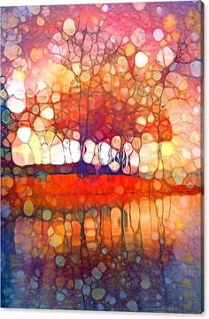 The Souls Of Trees Canvas Print / Canvas Art by Tara Turner - one-of-a-kind, hand painted masterpieces La mejor imagen sobre diy clothes para tu gusto Estás bus - Alcohol Ink Crafts, Alcohol Ink Painting, Alcohol Ink Art, Abstract Tree Painting, Batik Art, Tree Art, Landscape Art, Canvas Art, Tree Canvas Paintings