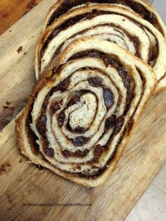 Cinnamon Raisin Bread made this recipe recently and am making again because it is so good! More