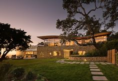 Coastlands House by Carver + Schicketanz...may be my dream home. Take a tour. Beautiful and warm inside and out!