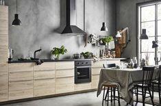 17 fantastiche immagini su IKEA KITCHEN | Ikea kitchen, Bodbyn e Cooking