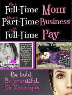 Did you know that 82% of WOMEN who make $100,000 or more per year do it through Direct Sales? Younique is such a great opportunity. NOW is the time to get started! Not only do I get to help others get the BEST makeup & skincare products, but I also get to help women make money! Are you ready to pay off your Christmas debt and start saving for your future? NOW is the time to start thinking about it!  Contact me www.dollfacesisters.com