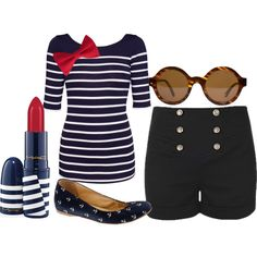 Sailor outfit! :-)