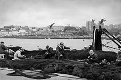 São Pedro da Afurada, freguesia do Município de Vila Nova de Gaia, junto à Ponte da Arrábida, muito ligada à actividade piscatória