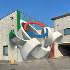 Peeta @ Brescia, Italy Graffiti Art, Italy, Building, Travel, Painting, Bricks, Instagram, Art, Italia
