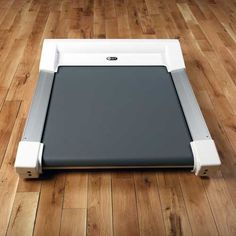 Under Desk Treadmill — UnSit - Treadmill Desks Made for the Office Commercial Fitness Equipment, No Equipment Workout, Treadmill Desk, Foldable Treadmill, Track Your Steps, House Essentials, Design Industrial, Desk Height, Best Desk