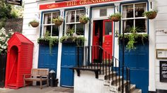 This cheery pub may not look like it, but the Grenadier is known as one of the most haunted pubs in London.