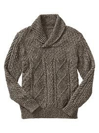 Great texture! From Gap Kids