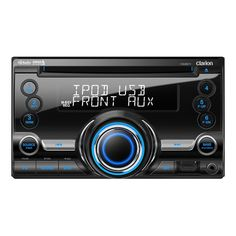 Buy cheap Clarion Mobile Electronics CX201 - 2 DIN CD/USB Receiver at Black Friday 2012 on Amazon