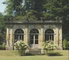 Conservatory @ Duncombe Park North Yorkshire
