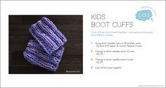 KidsBootCuff
