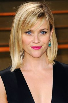 Best Celebrity Long Bobs - Reese Witherspoon