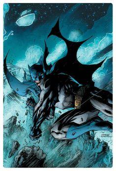 Bruce Wayne as Batman