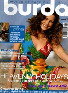 Anna Magazine 12//2004 Cross Stitch Tatting Hardanger Chimney Sweep Christmas Toy