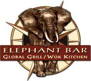 Walking Distance from the Marriott: Elephant Bar: Burlingame Restaurant $$
