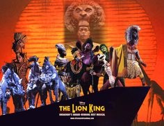 Lion King on Broadway Photos by TomLion.deviantart.com