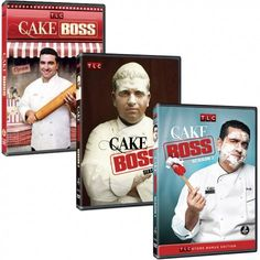 """""""Cake Boss"""" -=- Buddy Valastro, One of Our Most Favorite Food Personalities / Chefs of All Time !! <3"""