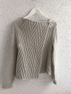 Knitting Patterns Ravelry Ravelry: Project Gallery for Nanook pattern by Heidi Kirrmaier Sweater Knitting Patterns, Cardigan Pattern, Knitting Designs, Knit Patterns, Knitting Projects, Ravelry, Tricot D'art, Knit Or Crochet, Knitted Blankets