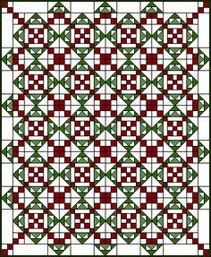 Karlene's Fancy Quilt.. link to pattern